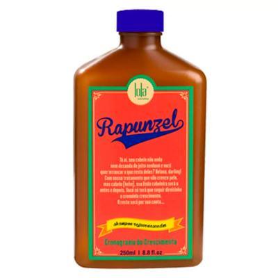 Lola Cosmetics Rapunzel Rejuvenescedor  - Shampoo Fortalecedor - 250ml