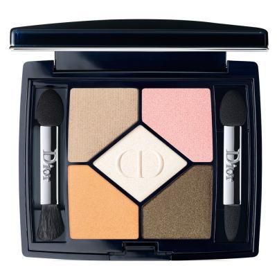 5 Couleurs Polka Dots Edição Limitada Verão 2016 Dior - Paletas de Sombras - 586 - Escapade