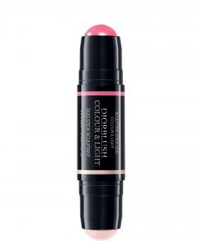 Blush Duo Stick Dior - Diorblush Color & Light - 003 - Rose Pearl