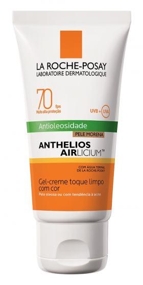 La Roche-Posay Anthelios Airlicium Base Protetor Solar FPS 70